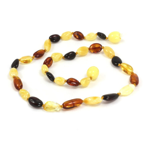 "11.5"" Momma Goose Amber Teething Necklace"