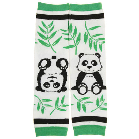 Best Bottom Leg Warmers Playful Panda