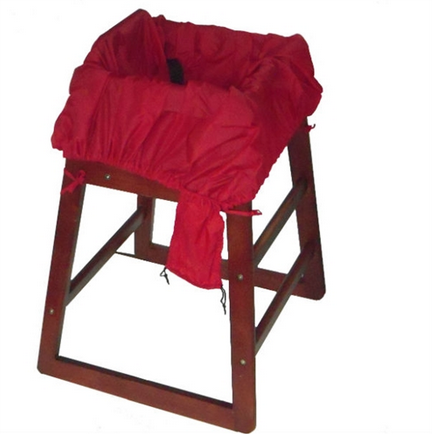 Cossettie Shopping Cart and High Chair Cover