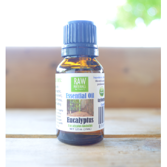 RAW by Taylors Eucalyptus Essential Oil