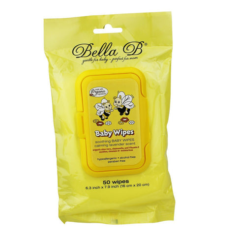 Bella B Baby Wipes