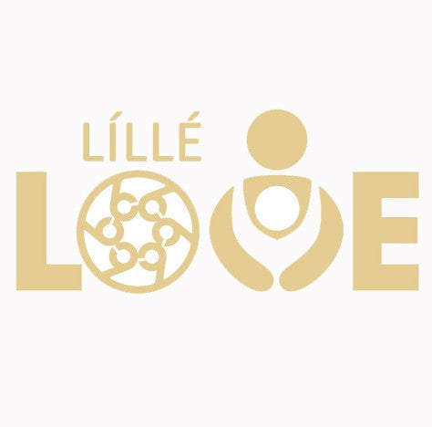 LILLE Love Sticker (GOLD)