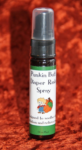 Punkin Butt Diaper Rash Spray