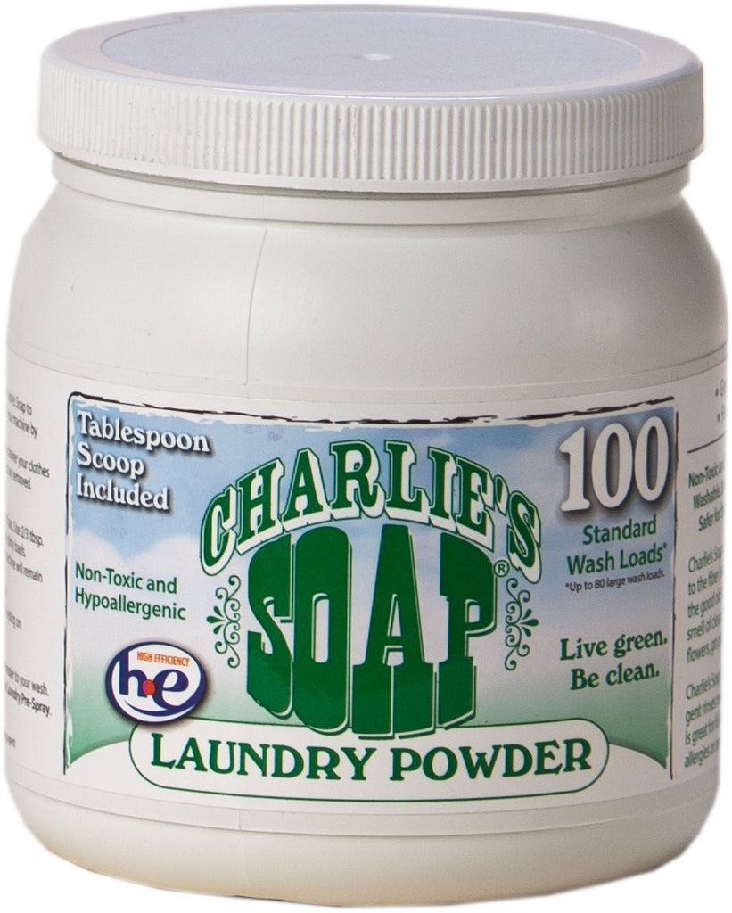 Charlie's Soap Laundry Powder - 2.64 lbs