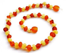 "12.5"" Momma Goose Amber Teething Necklace"
