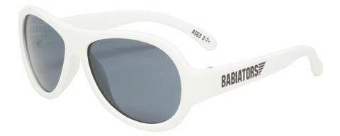 Wicked White Babiators