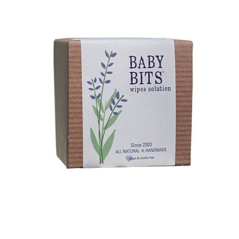 Baby Bits Cubes Wipes Solution