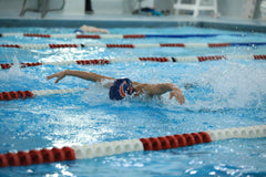 Racing the 200 fly
