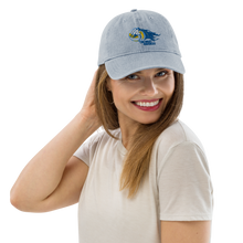 Load image into Gallery viewer, Cincinnati Mavericks Denim Hat