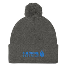 Load image into Gallery viewer, The Pom-Pom Pool Beanie