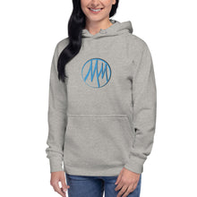 Load image into Gallery viewer, Unisex Hoodie (Gray)