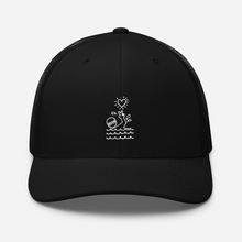 Load image into Gallery viewer, Swim 50 For Change Trucker Cap