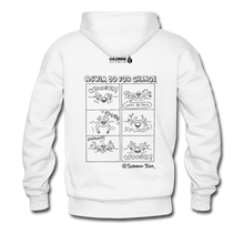 Load image into Gallery viewer, Swim 50 For Change Unisex Hoodie - white