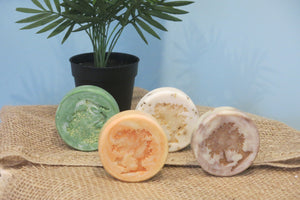 Citrus Swirl Shampoo Bar