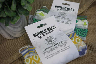 Bumble Bag, 3 Pack
