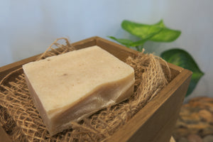Avocado Lemongrass Shampoo Bar
