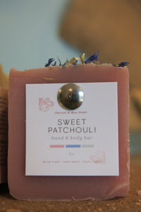 Special Soap Bar 2oz. - Sweet Patchouli
