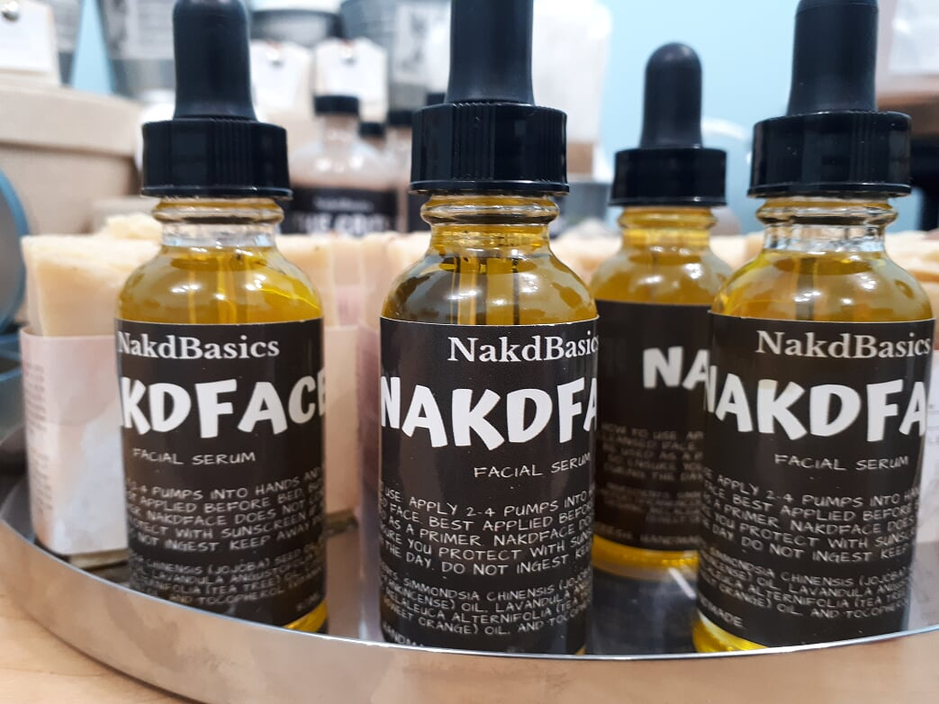 Nakd Face - Facial Serum