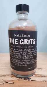 The Grits - Facial Exfoliating Grains