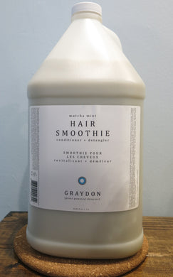 Refill -  Matcha Mint Hair Smoothie (Per Gram)