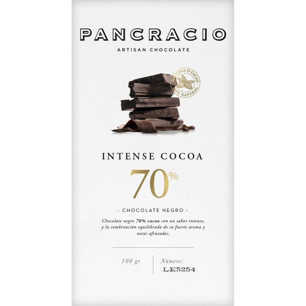 Chocolate Artesano 70%