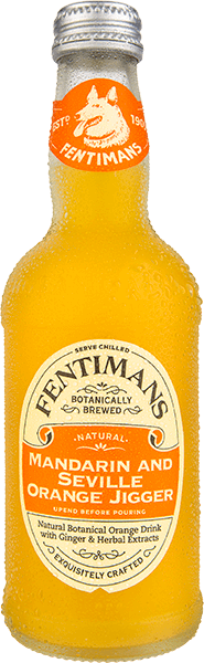 Fentimans Mandarin and Seville Orange Jigger