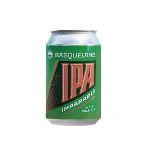 Basqueland Brewing Project Imparable India Pale Ale (Lata)