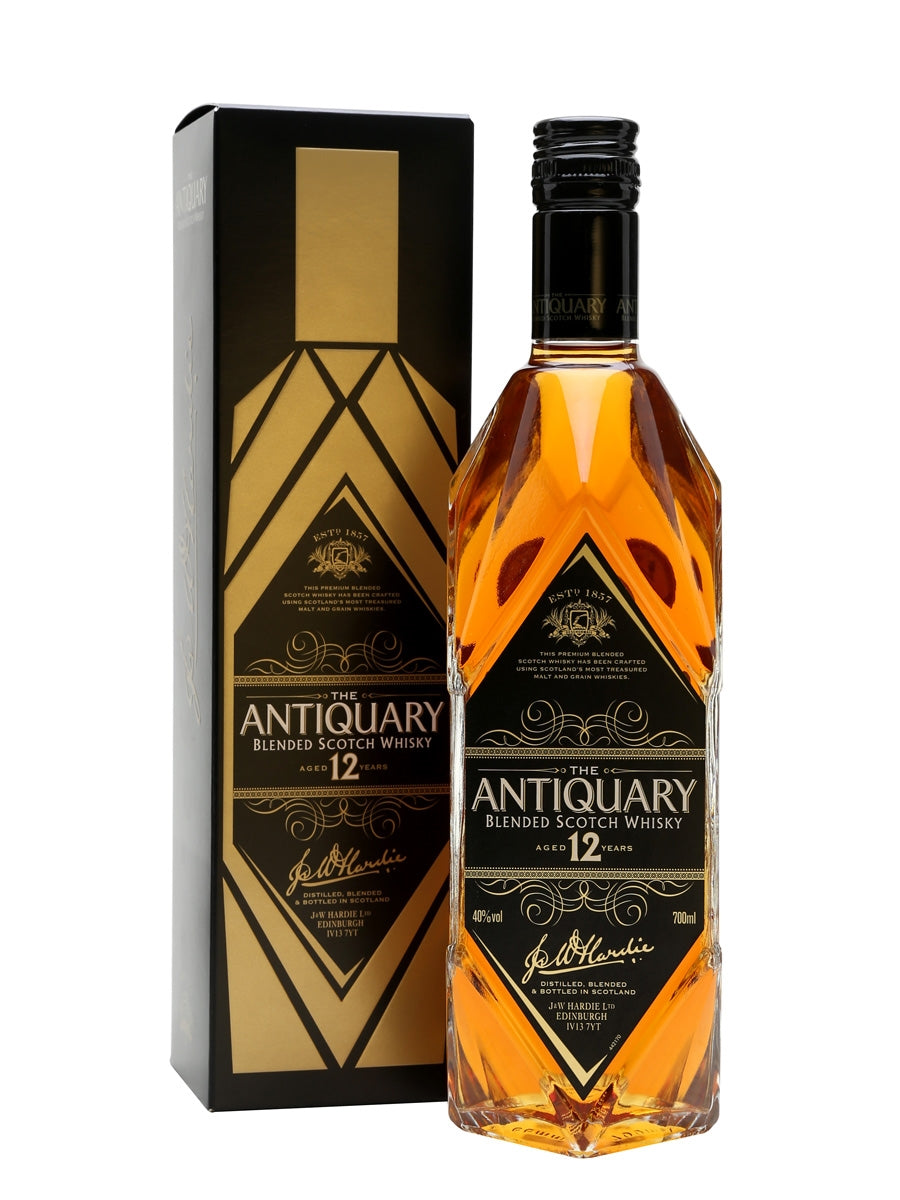 Antiquary 12 Años Whisky