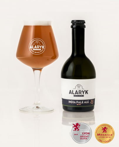Alaryk India Pale Ale Orgánica