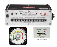 GP1000-M-DC - MegAlert Motor Guard - Motor & Generator Protection