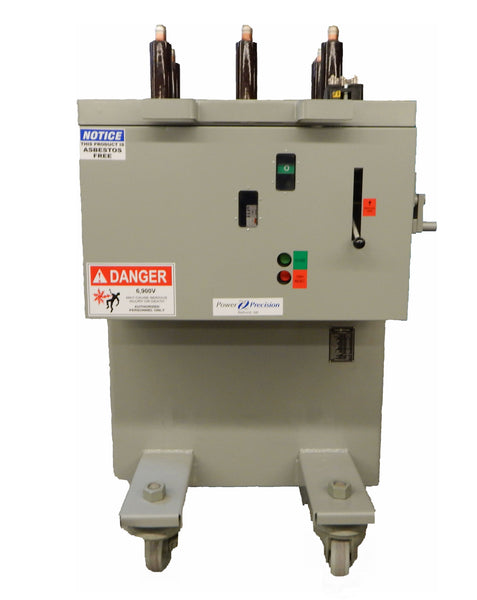 7 kV Vacuum Breaker for Magne-blast Switchgear