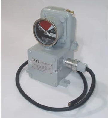 Gas Detector Relay Type ABB