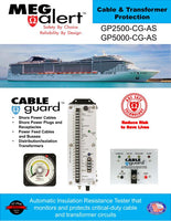 GP2500-CG-AS - MegAlert Cable Guard - Cable & Transformer Protection