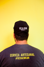 Load image into Gallery viewer, Veza Sur Iconic Logo Tee - Charcoal