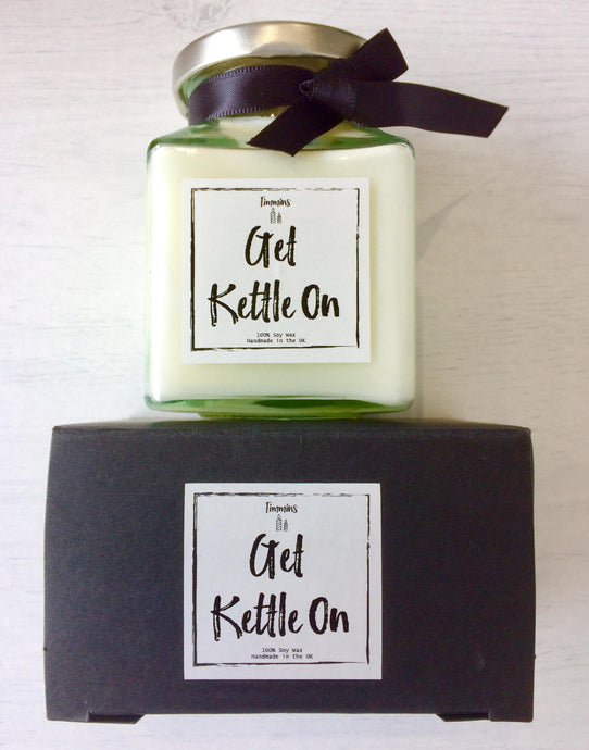 Get Kettle On - Candle