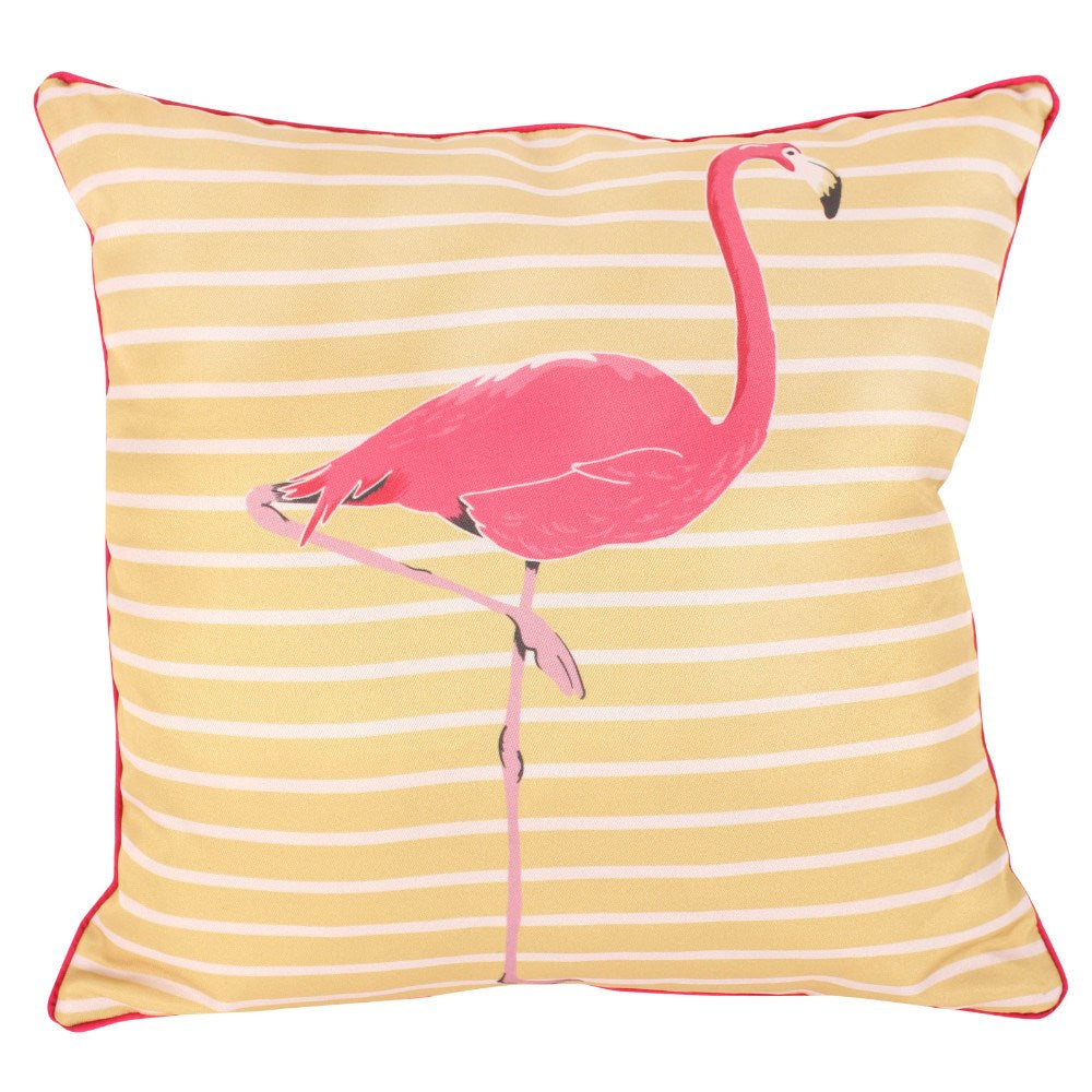 Flamingo Scatter Cushion