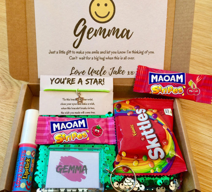 The Ultimate Girly Gift Box