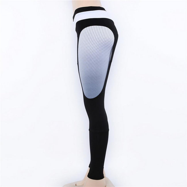 Booty Push Up Garter Pattern Leggings workoutleggings