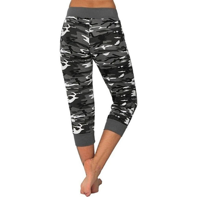 Camo Push Up Sports Pants workoutleggings
