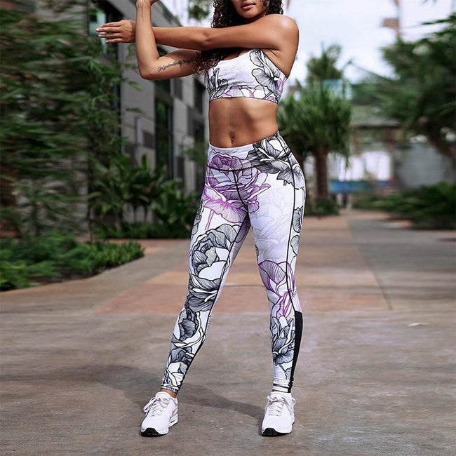 Women Ankle Length Sports Yoga Pants workoutleggings