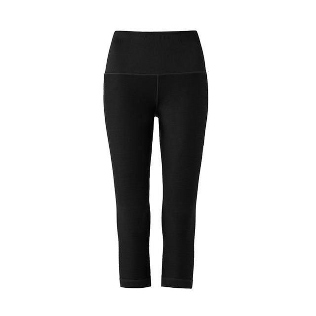 Women Fitness Gym Tights Running Leggings workoutleggings Black Large/Xtra Large