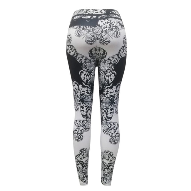 Women Floral Print Outdoor Pants workoutleggings