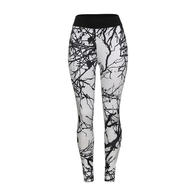 Women Gothic Ankle-Length Pants workoutleggings