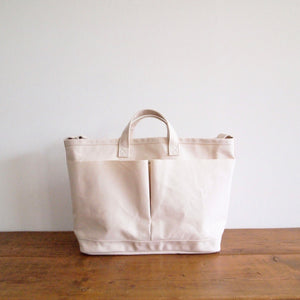 LAUNDRY SHOULDER TOTE BAG_S size