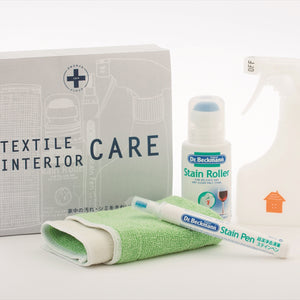 TEXTILE INTERIOR CARE / 衣類・家具のシミ取り&ケアセット