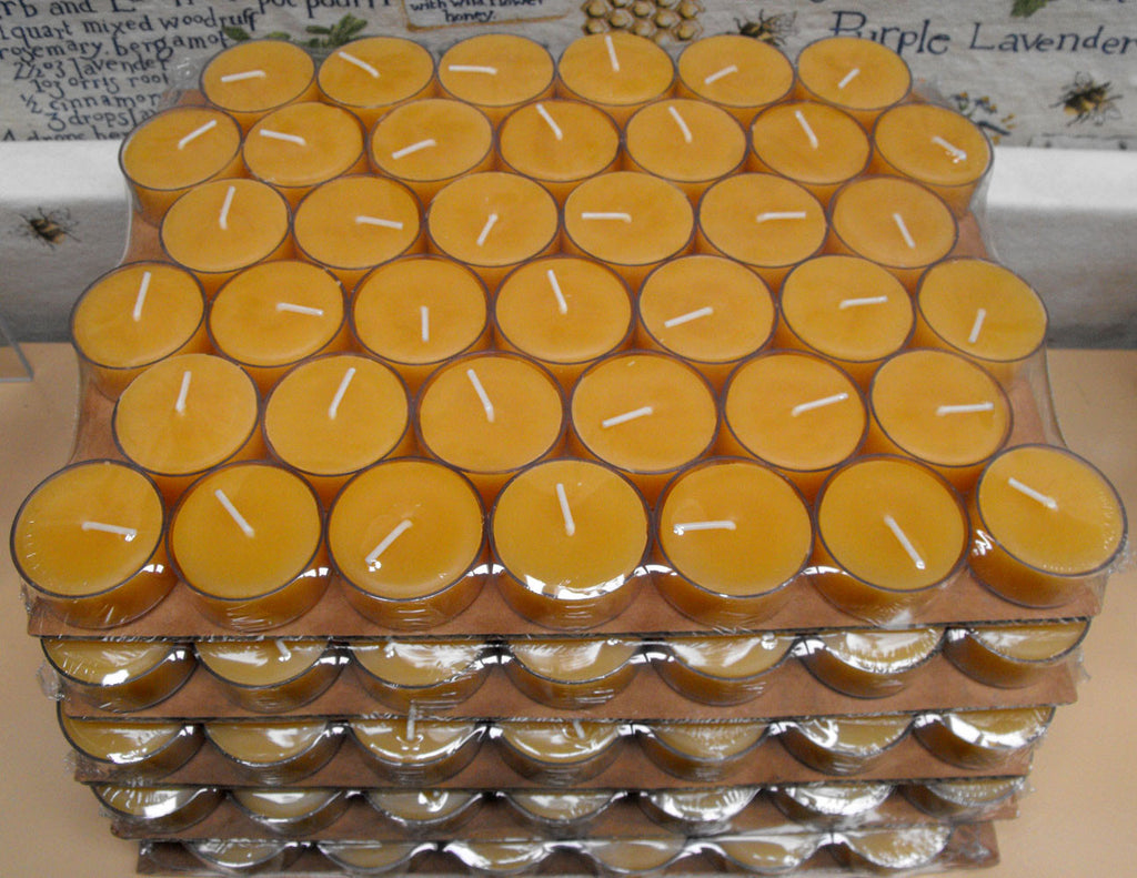 Case Pack (15 Dozen) Tealights
