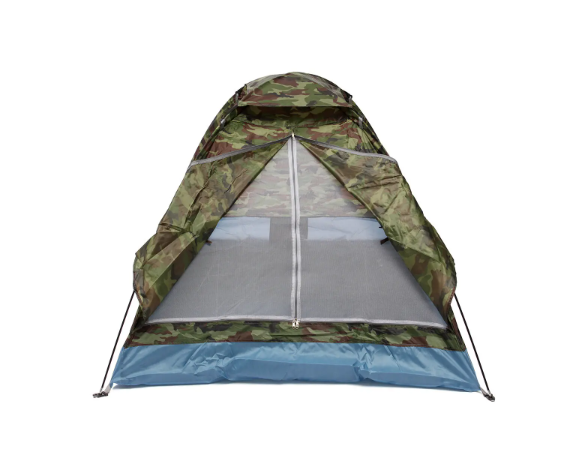 Camping Tents Outdoor 2 Man Waterproof Windproof UV Sunshade Easy Up Canopy Tent - Remiso