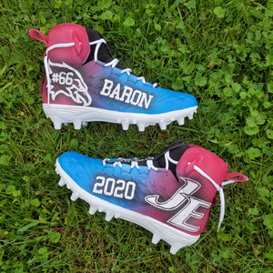 Custom Football Cleats