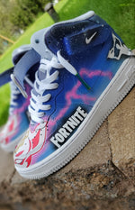 "Custom ""Drift Force"" AF1"