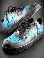 "Custom ""freestyle static electricity"" AF1"